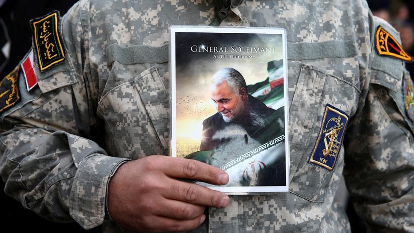 """Bagdad: """"Tod für Amerika!"""""""