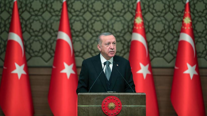 Türkei: Durch Libyen kann Erdoğan punkten