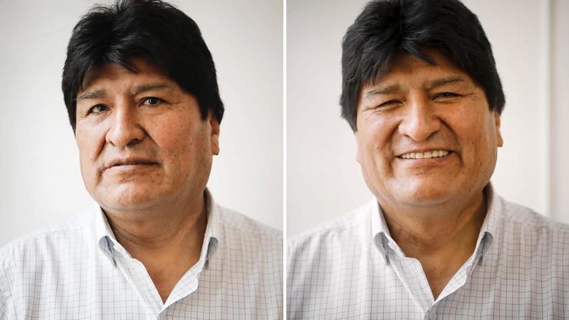 Evo Morales: Im Exil, aber nicht besiegt