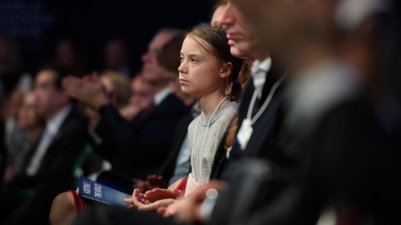 """Greta Thunberg: """"Unser Haus brennt noch immer"""""""