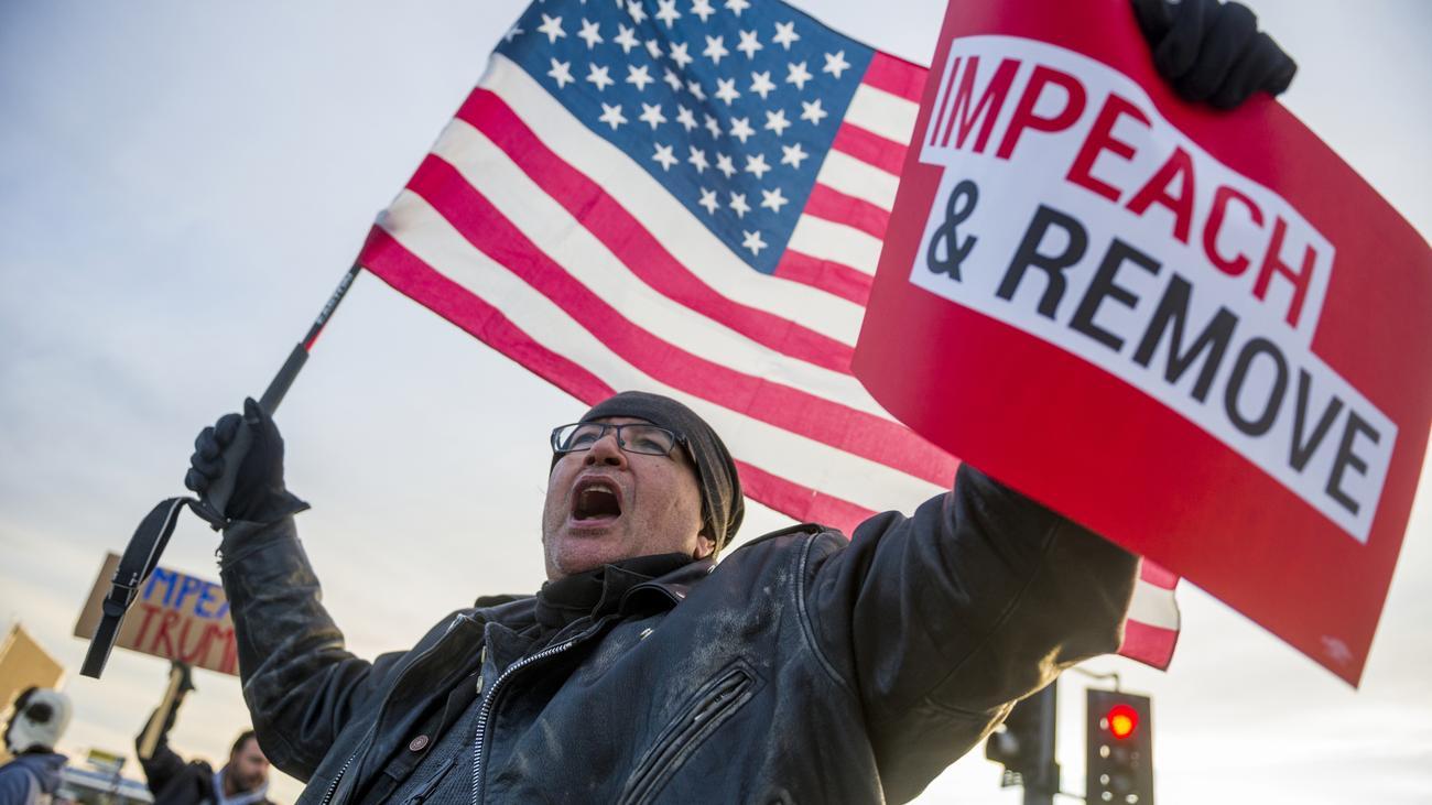 """Impeachment: """"Er ist ein Diktator"""""""