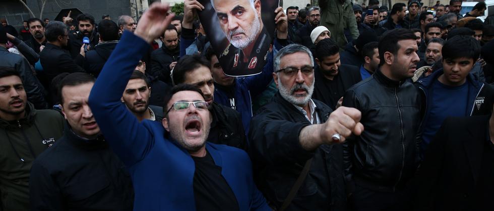 Iran und USA: Der Schlag von Bagdad
