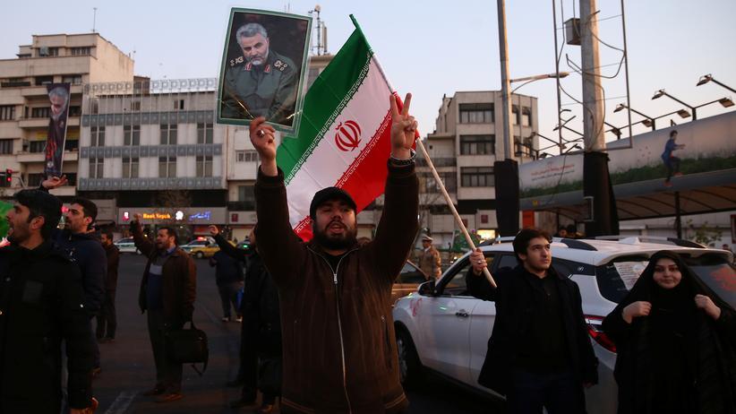 Iran: Das Regime kämpft ums Überleben