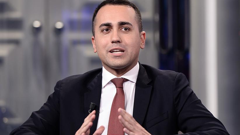 Italien: Außenminister will er bleiben, Parteichef nicht mehr: Luigi Di Maio, bislang an der Spitze der italienischen Fünf-Sterne-Bewegung.