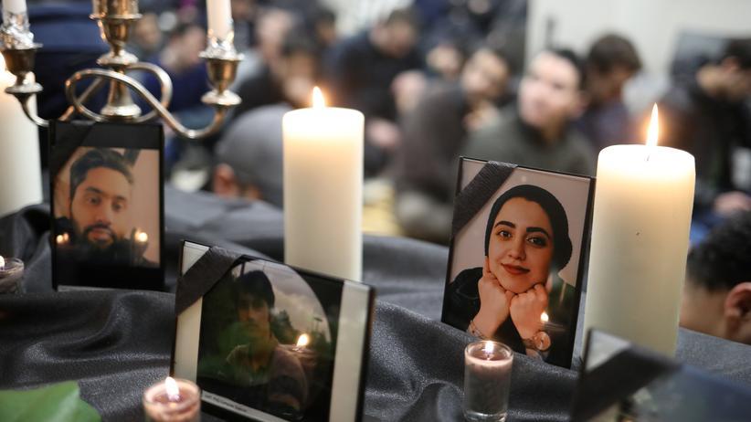 Flugzeugabschuss: Fünf Staaten fordern vom Iran Entschädigung