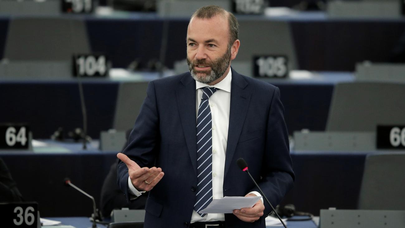 Manfred Weber: EVP-Fraktionschef nutzt EU-Dienstwagen im Wahlkampf