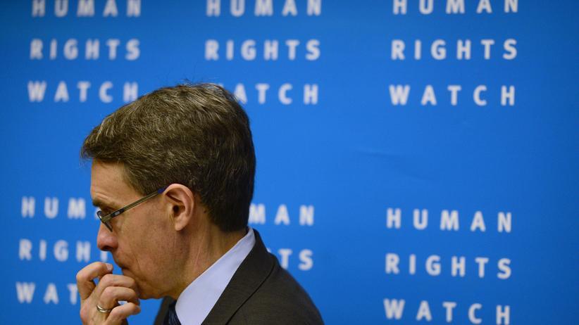 Menschenrechte: Hongkong verweigert Chef von Human Rights Watch die Einreise
