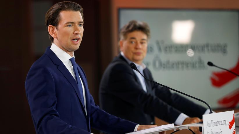 Österreich: Sebastian Kurz wird sich mithilfe der Grünen bald wieder zum Kanzler wählen lassen.