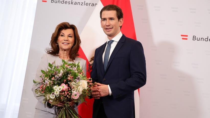 Österreich: Sebastian Kurz erneut jüngster Regierungschef weltweit