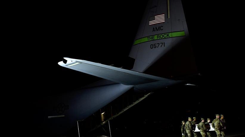 Pensacola: USA stufen Amoklauf auf Luftwaffenbasis als Terrorakt ein