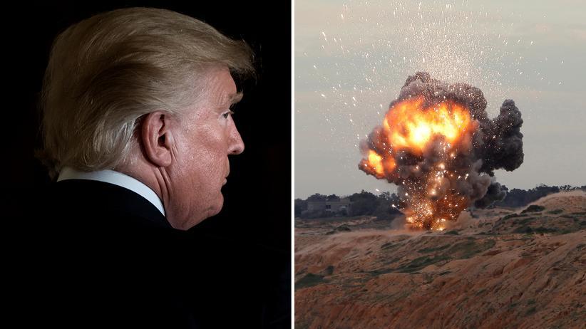 Raketenangriff: Das Attentat ist eine Kriegserklärung