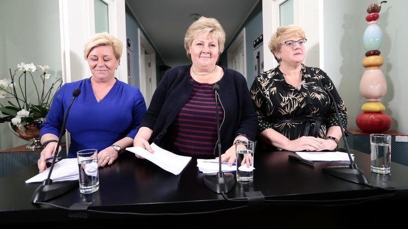 Rechtspopulisten: Norwegens Regierung zerbricht im Streit um IS-Rückkehrerin