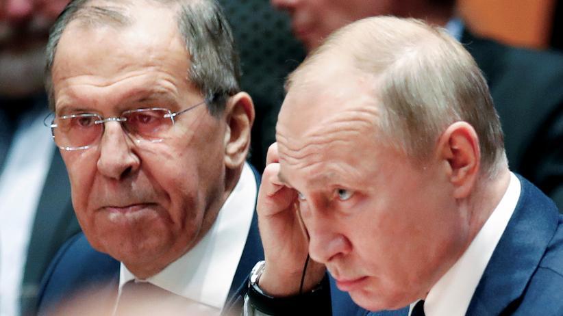 Russland: Wladimir Putin stellt neues Kabinett vor