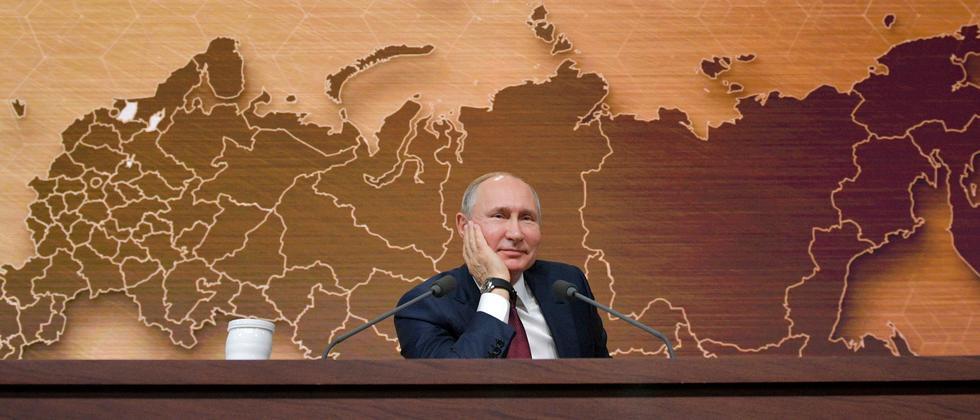 Russland: Wladimir Putins grausame Verlässlichkeit
