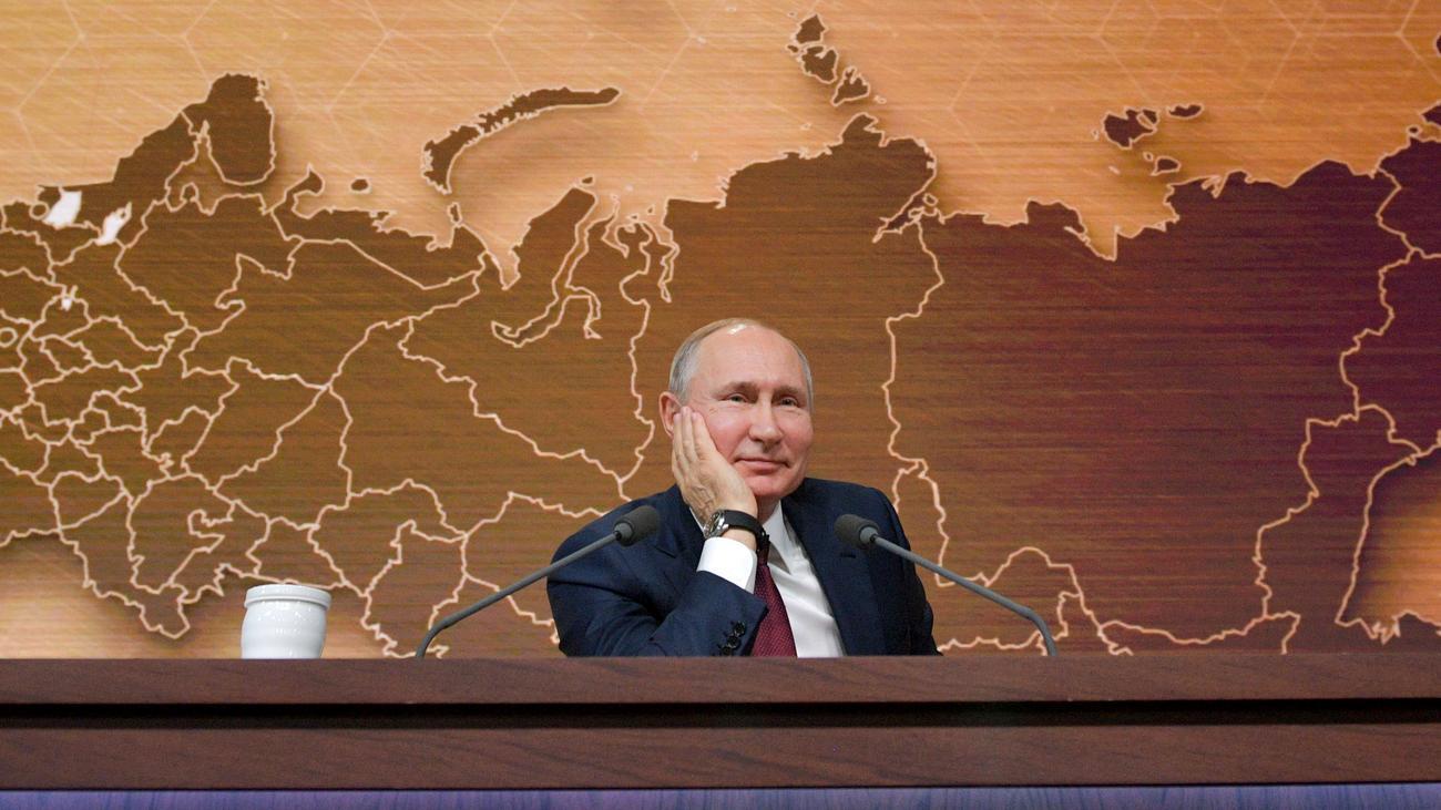 Russland: Selten ist es konstruktiv