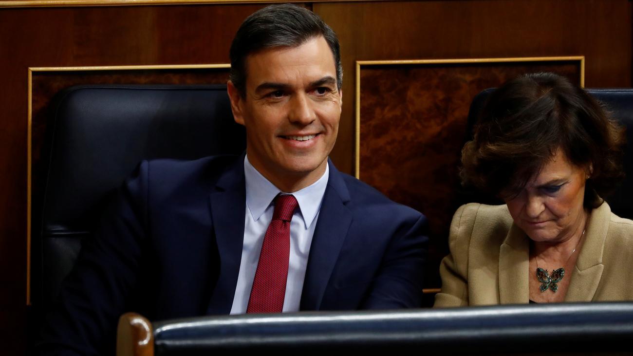 Spanien: Verspielt Pedro Sánchez Spaniens Einheit?
