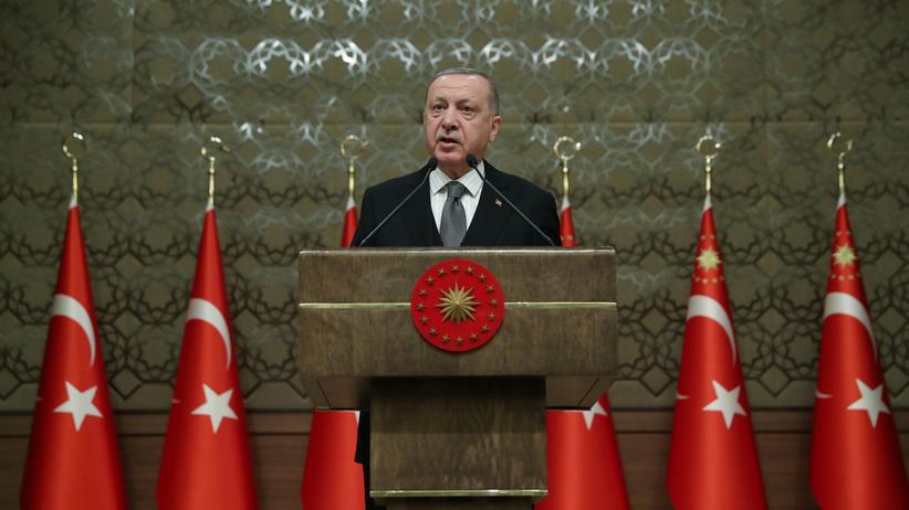 Libyen-Einsatz: Der türkische Präsident Recep Tayyip Erdoğan gehört zu den treibenden Kräften, die für so etwas wie eine osmanische Renaissance stehen.