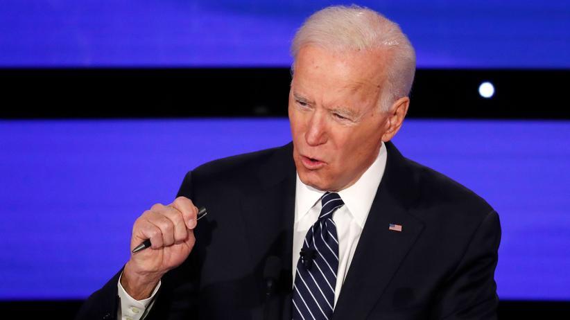 US-Demokraten: Herausforderer werfen Donald Trump Lügen vor
