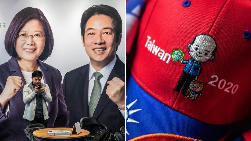 Wahlen in Taiwan: Pekings Schatten über Taiwans Wahlkampf
