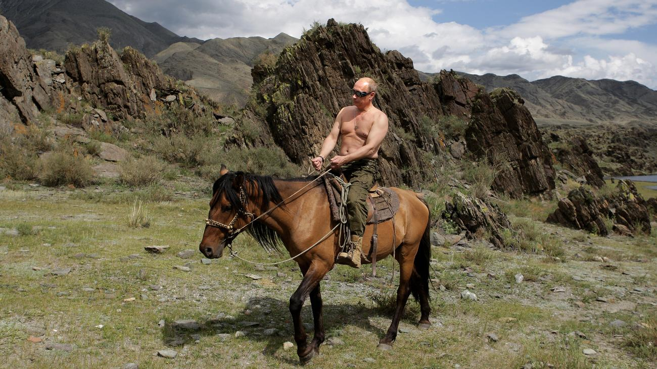 Wladimir Putin: Immer an der Macht