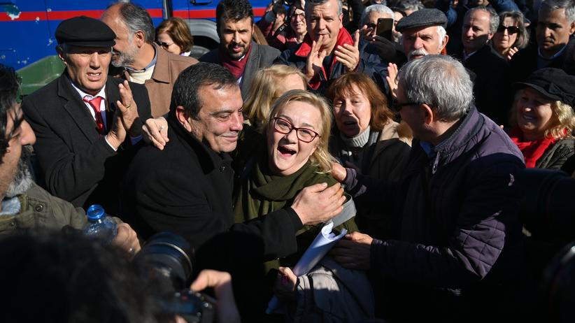 """Osman Kavala: """"Der Prozess war ein Problem für die türkische Regierung"""""""