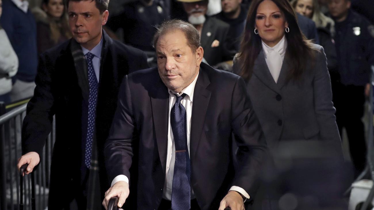 MeToo: Jury im Weinstein-Prozess anscheinend uneins