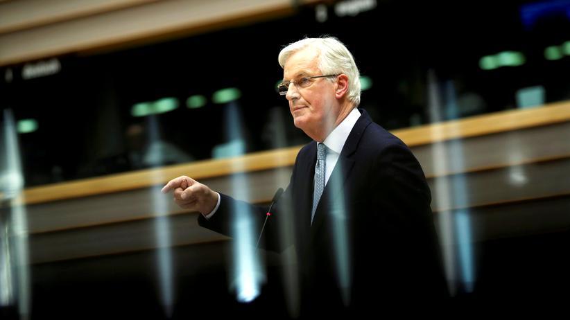 Michel Barnier: EU stellt Großbritannien Bedingungen für Handelsabkommen