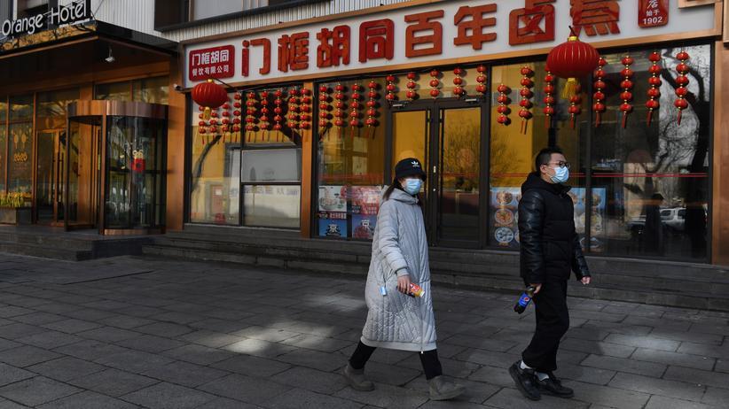 Li Wenliang: Die Technodiktatur wird die Krise meistern