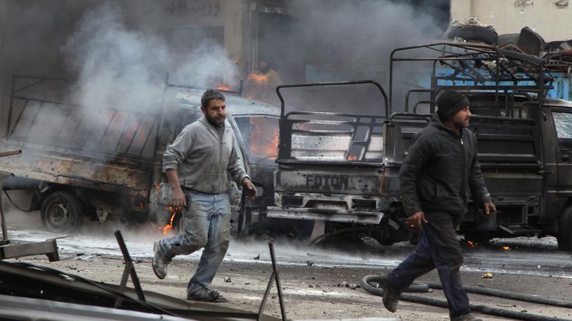 Recep Tayyip Erdoğan: Türkei kündigt weitere Angriffe auf syrische Armee an