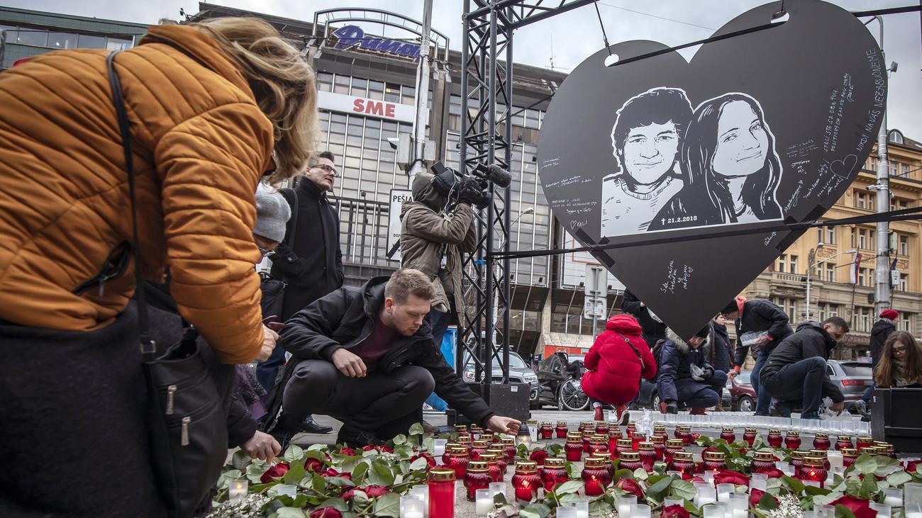 Slowakei: Zehntausend Menschen erinnern an ermordeten Journalisten Kuciak