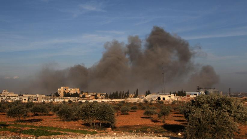 Syrien: Zwei türkische Soldaten bei Luftangriff getötet