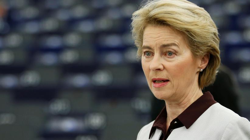 Ursula von der Leyen: Brexit hinterlässt Milliardenlücke in EU-Finanzrahmen