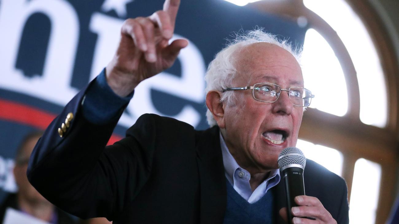 US-Demokraten: Kein Versöhner, sondern ein unversöhnlicher Kämpfer