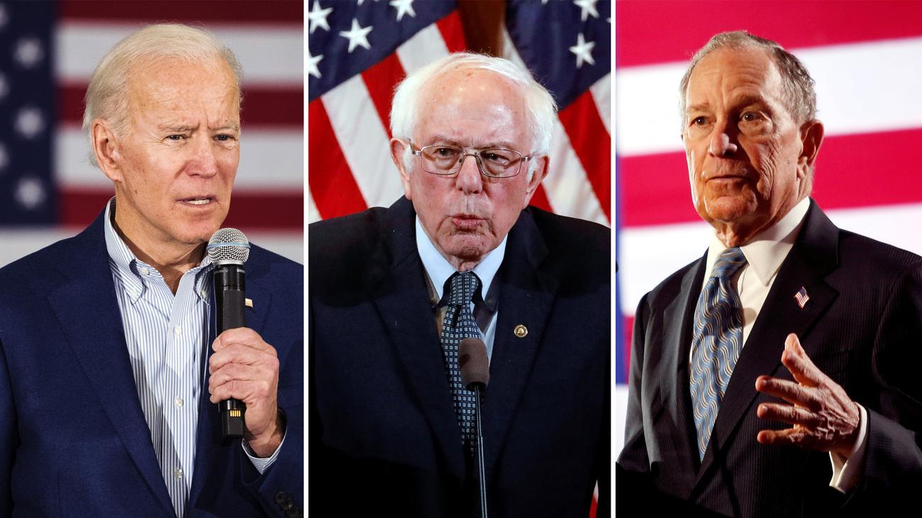 US-Demokraten: Brauchen die Demokraten Michael Bloomberg, um Trump zu schlagen?