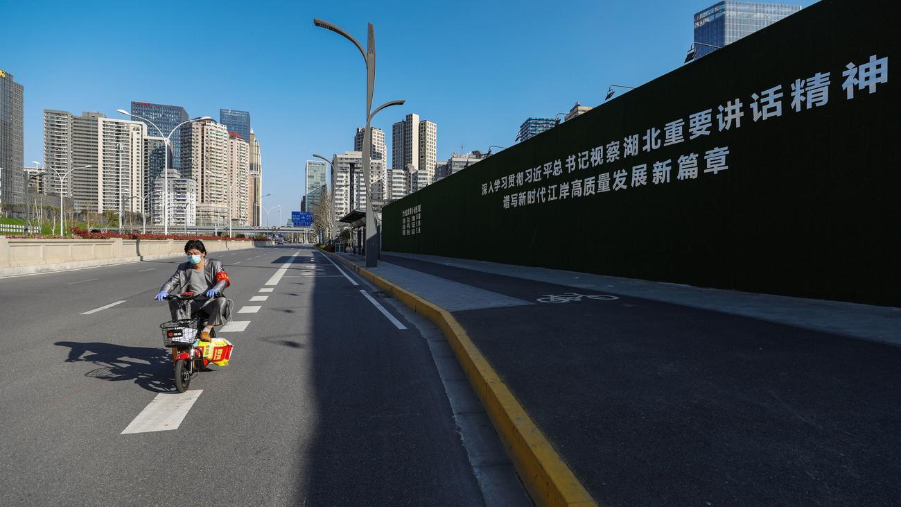 """China: """"Das Politbüro hat beschlossen, dass die Epidemie vorbei ist"""""""