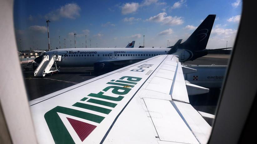 Corona-Krise: Italien will Fluggesellschaft Alitalia verstaatlichen