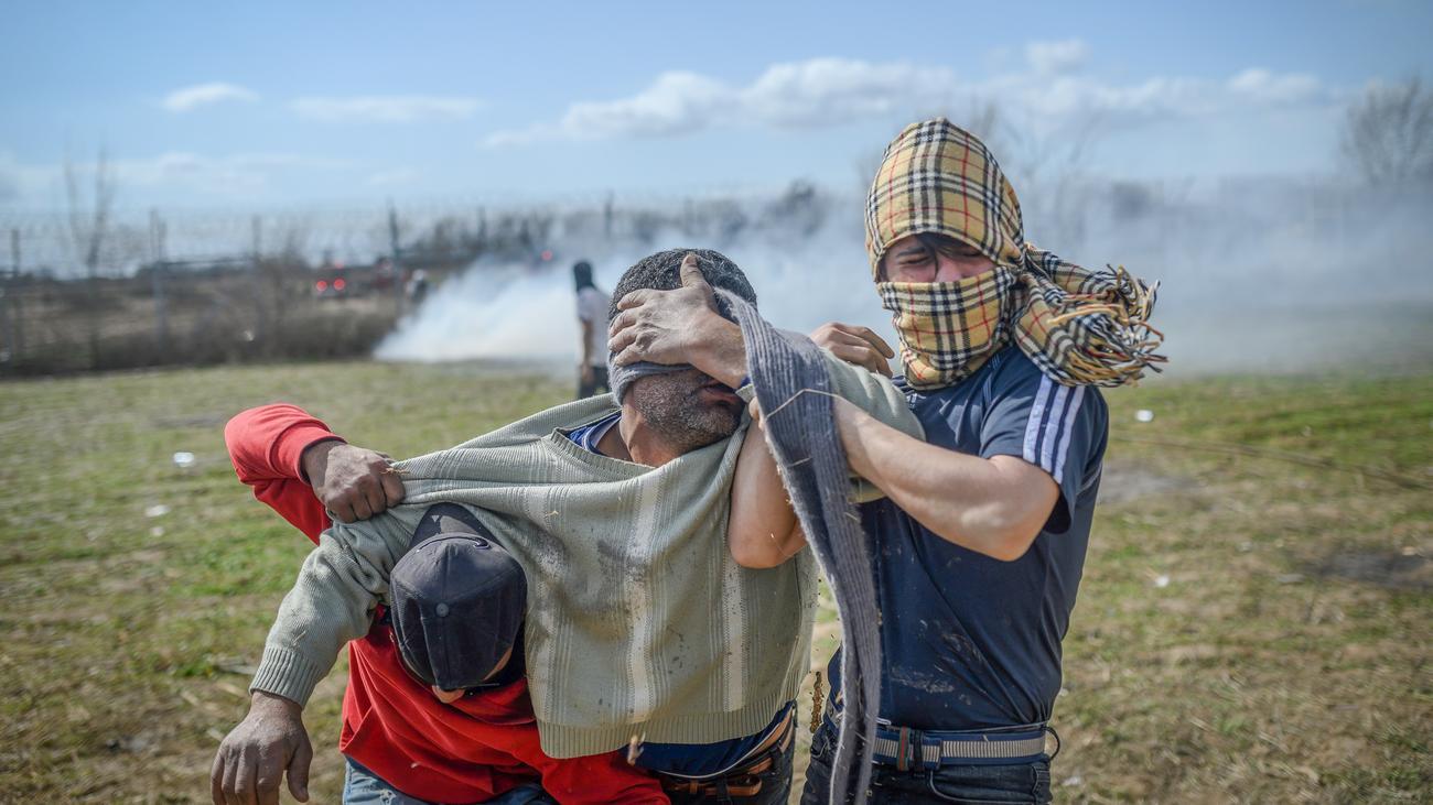 EU-Grenze: UN kritisiert Griechenlands Umgang mit Geflüchteten