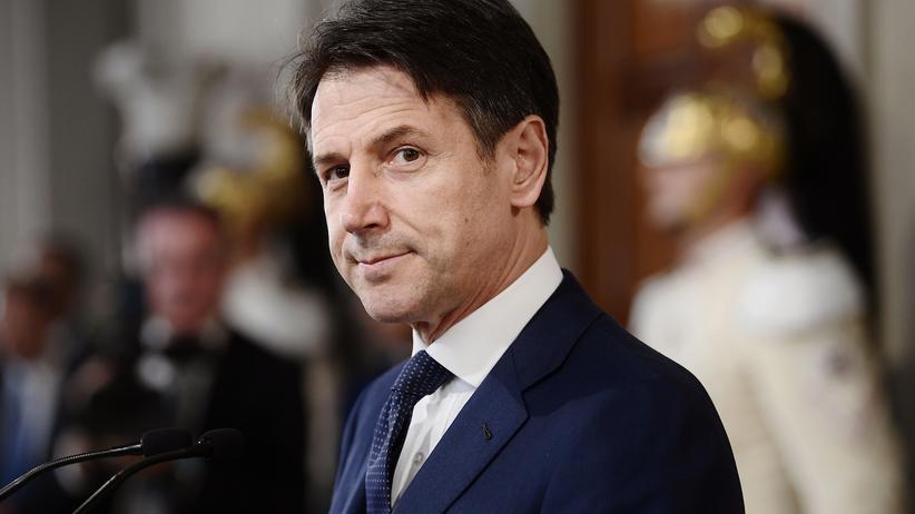 Italien: Die Stunde des Giuseppe Conte