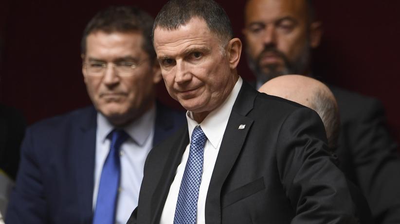 Juli Edelstein: Israels Parlamentspräsident Juli Edelstein ist zurückgetreten. Jetzt könnte Benjamin Netanhajus politischer Gegner den Parlamentspräsidenten stellen.