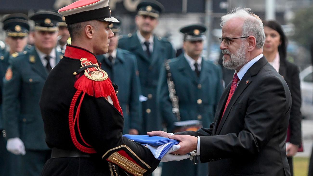 Militärbündnis: Nordmazedonien wird 30. Nato-Mitglied