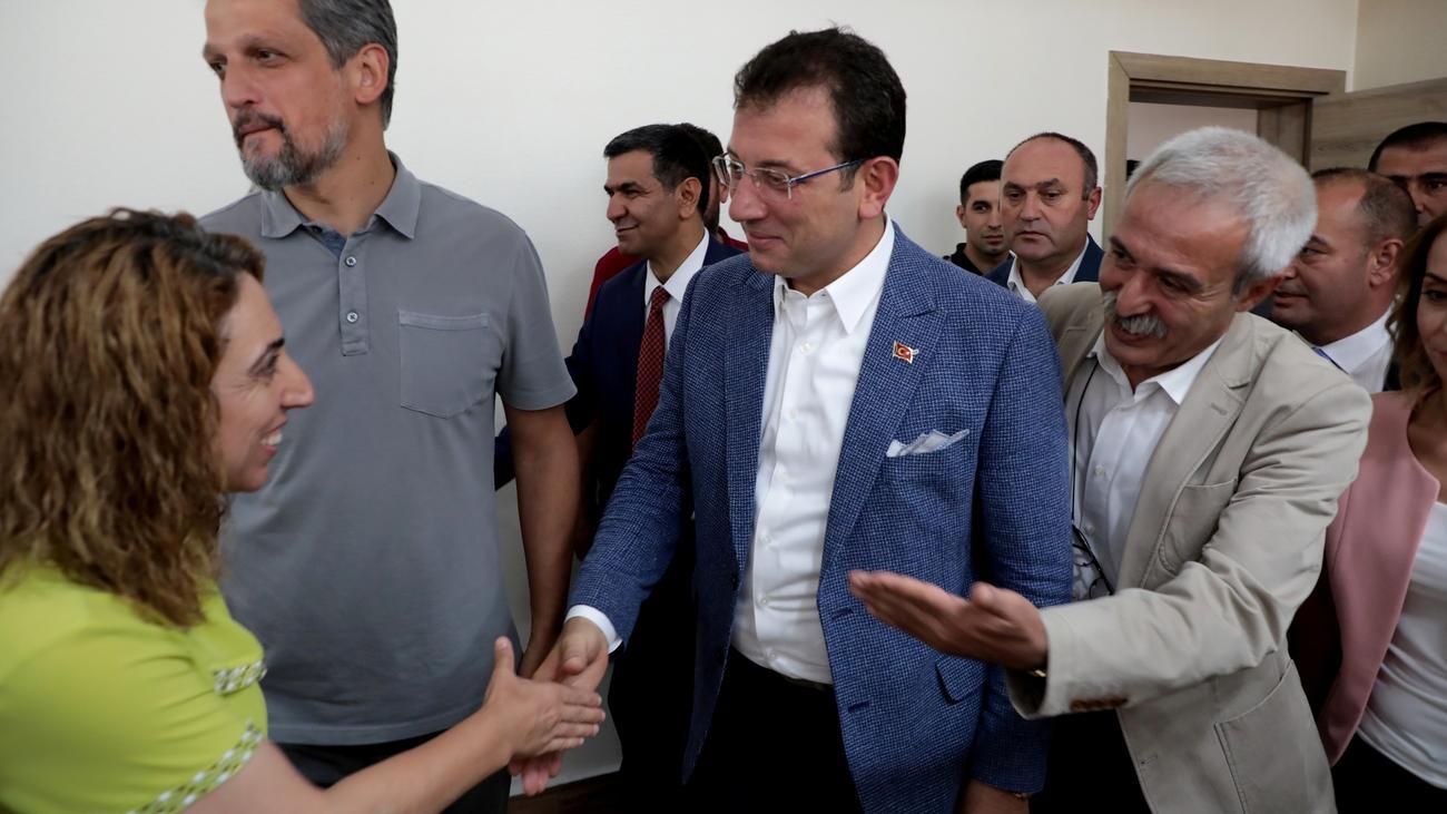 Türkei: Acht Bürgermeister der prokurdischen HDP abgesetzt