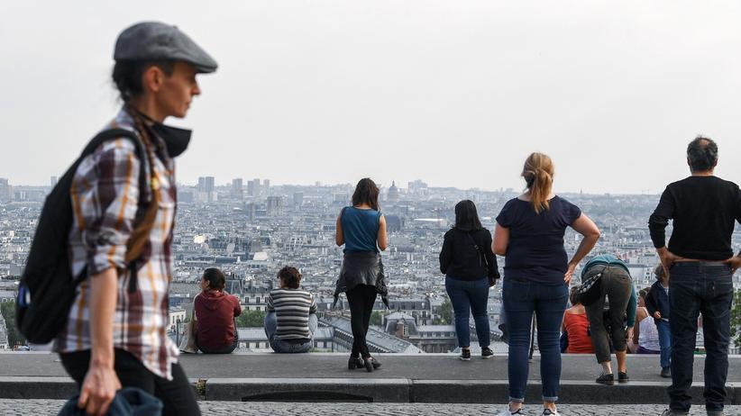 Lockerungen Frankreich
