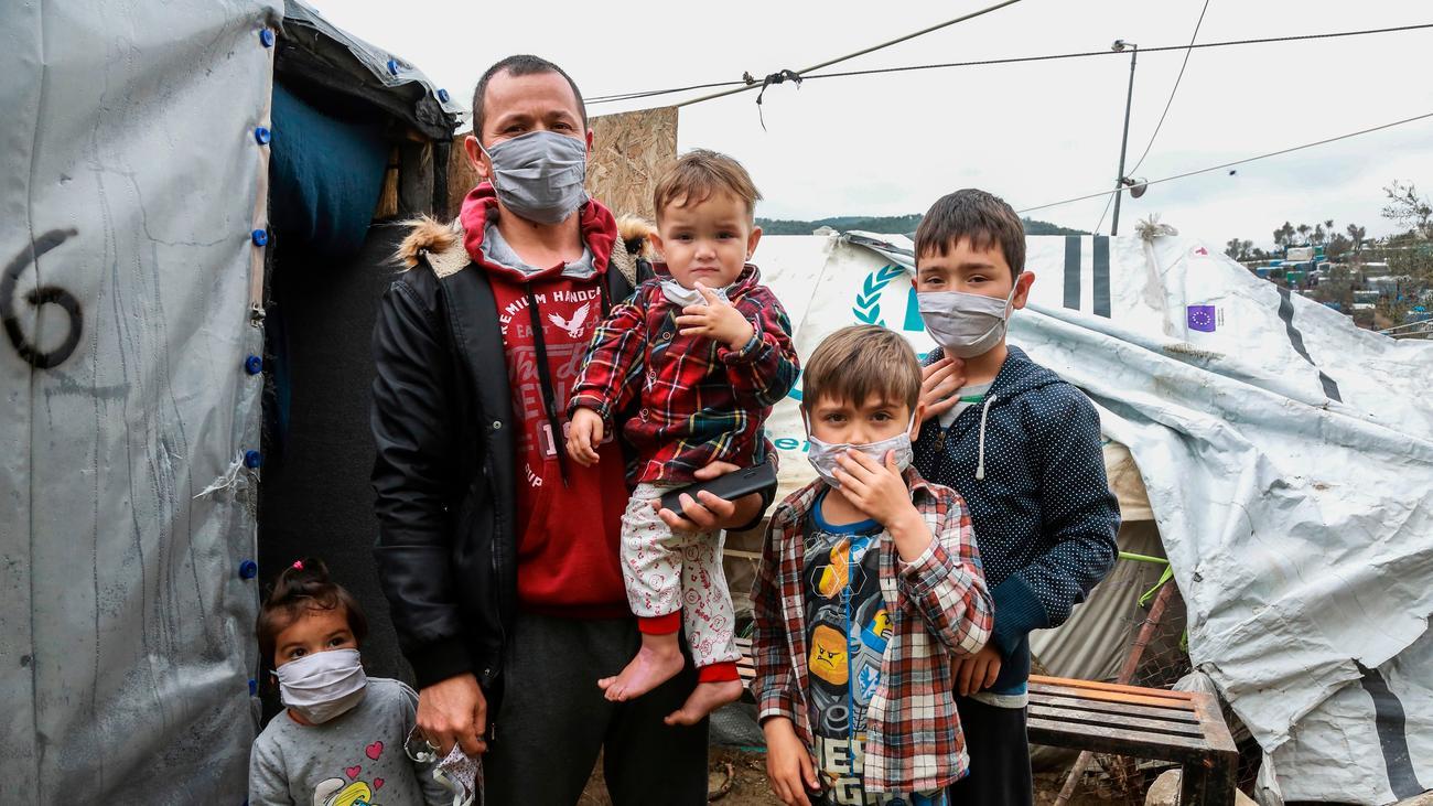 Flüchtlinge Geflüchtete