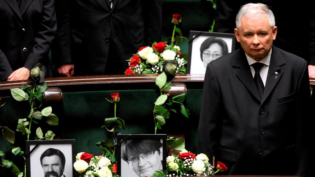 Katastrophe von Smolensk: Der Feind im eigenen Land