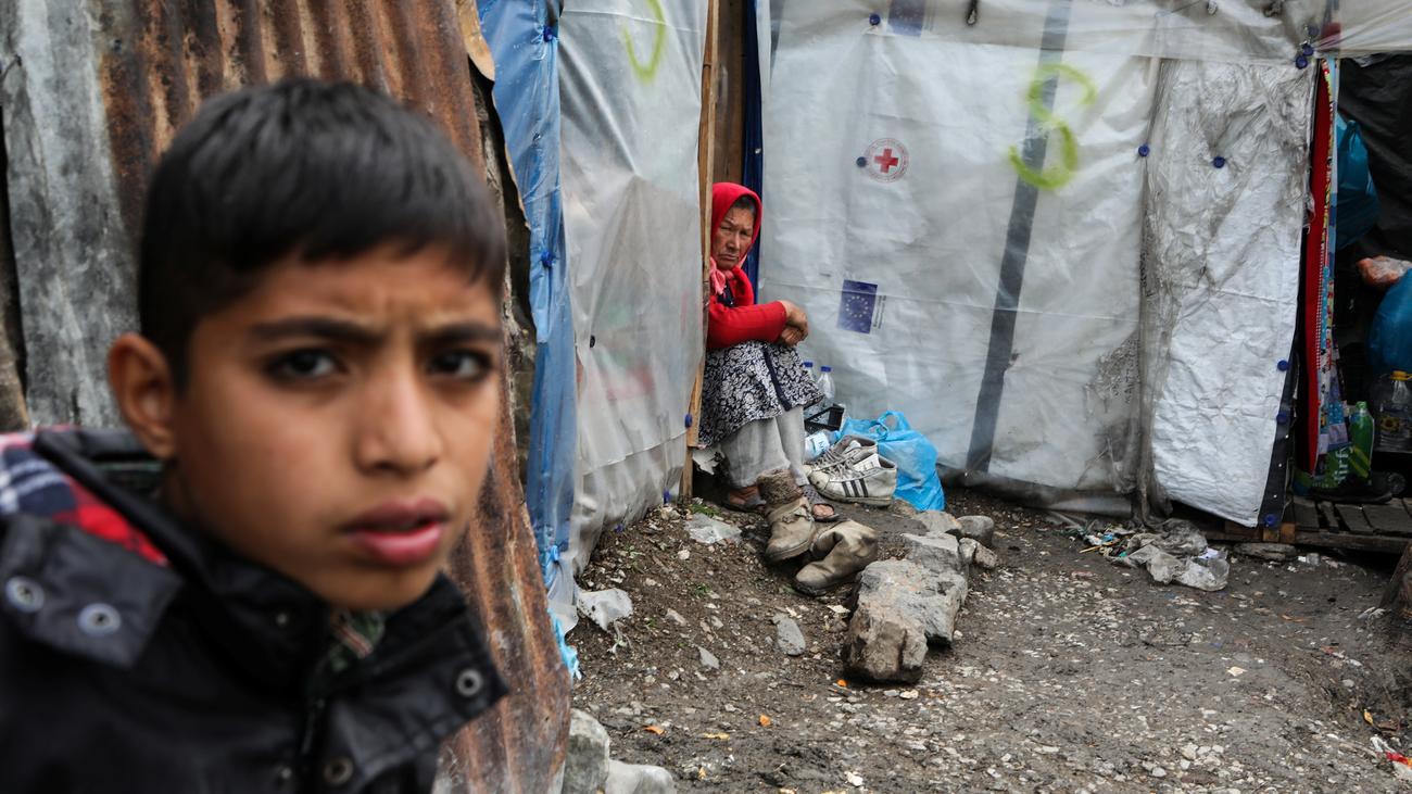 Flüchtlingslager Moria: Sie waren schon als Gesunde nicht willkommen
