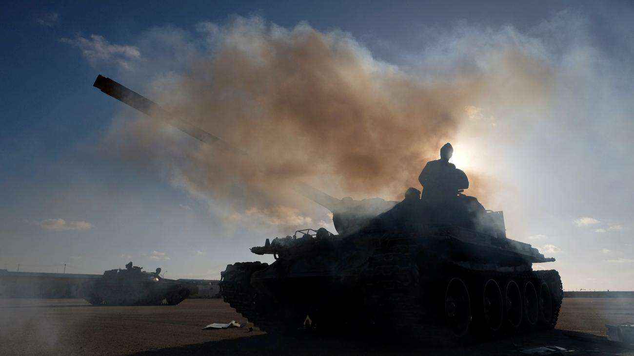 General Chalifa Haftar: UN-Experten enttarnen Geheimmission vor der Küste Libyens