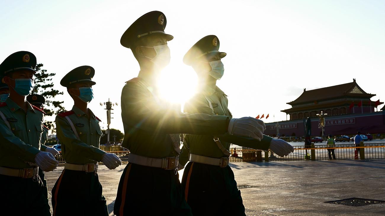 Nationaler Volkskongress: Chinas Ehrgeiz ist ungebrochen