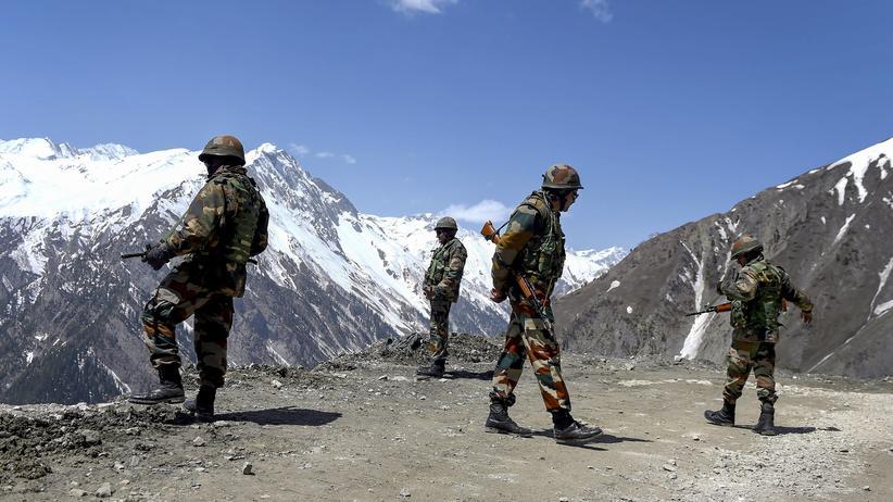 Konflikt China Indien