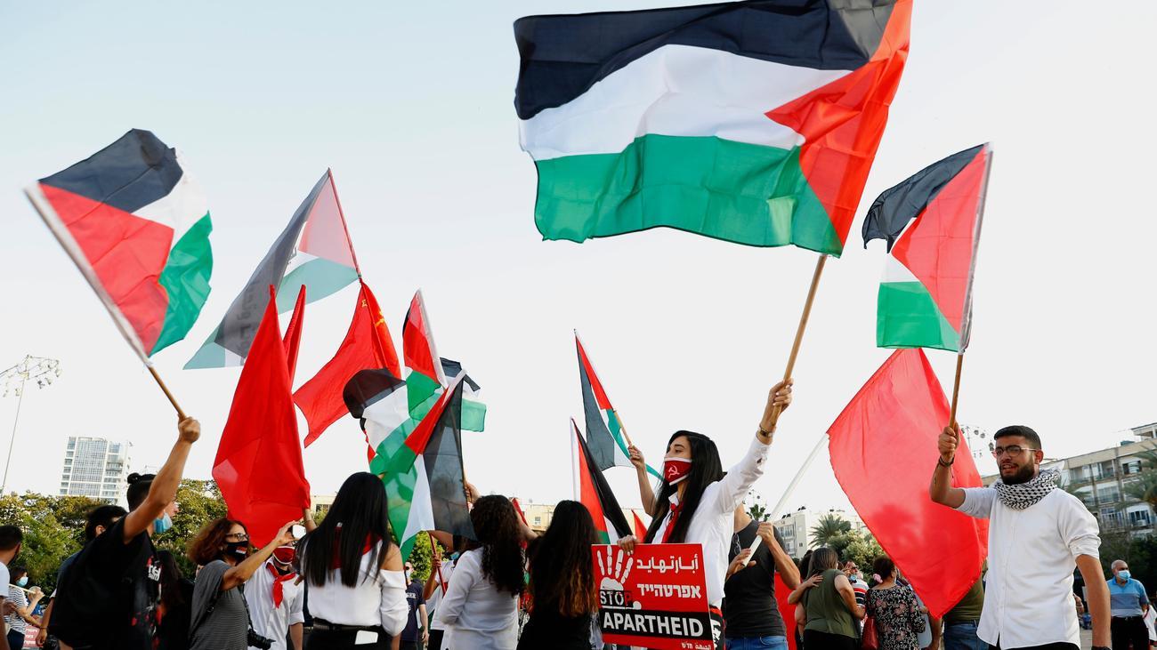 Israel: Tausende demonstrieren in Tel Aviv gegen Annexionspläne