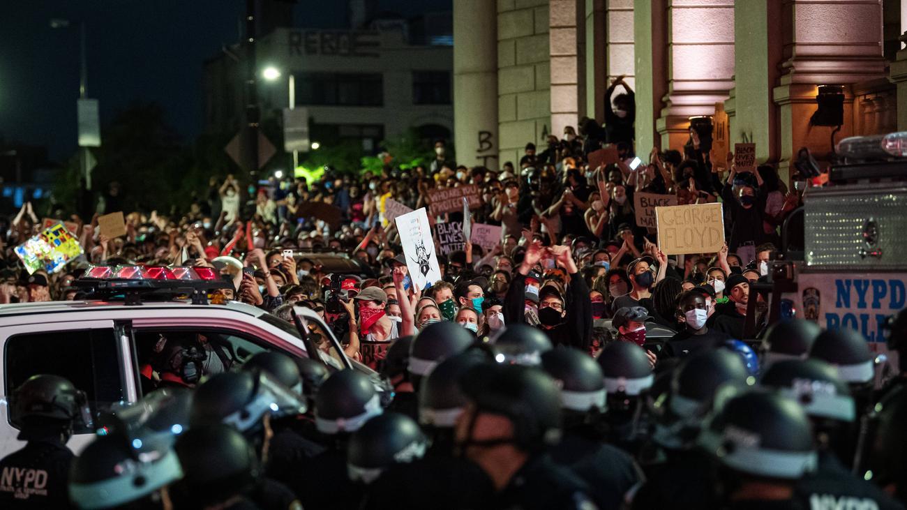 New York: Die Wut ist grenzenlos
